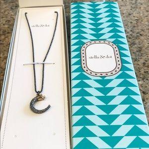 Stella & Dot Jewelry - Stella & Dot Panther Necklace